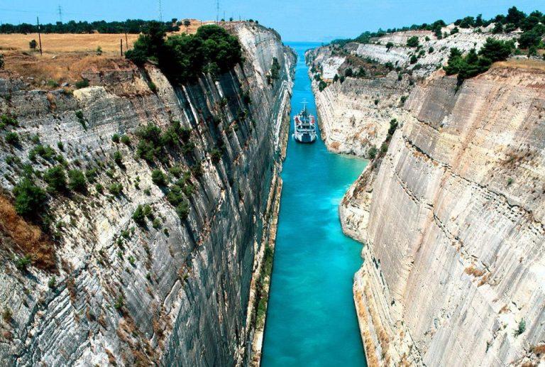 Экскурсии в Греции, Прекрасная Коринфия